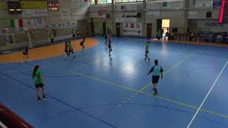 Serie A1F [Semifinale G1]: Cassano Magnago - Conversano 26-27