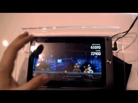 COBY Kyros MID 7042-4 7' Android Tablet Unboxing