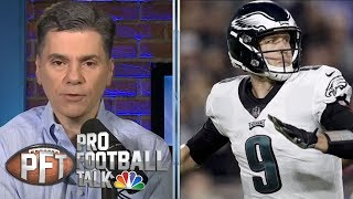 Nick Foles' best options for 2019 season | Pro Football Talk | NBC Sports
