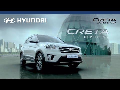 Get set to drive the future. Drive the all-new Hyundai CRETA. #ThePerfectSUV