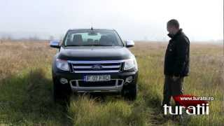 Ford Ranger 2,2l TDCi A6 explicit video 1 of 4
