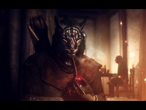 Skyrim - Requiem (Assassin & Thief). Эпизод 1