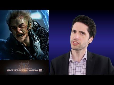 The Amazing Spider-Man 2 SPOILER talk