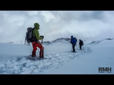 Elbrus Climbing From The North. June 16 / 2016