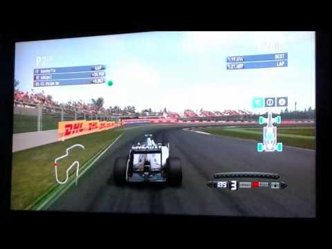 F1 2011 League Race (Spain Cup)