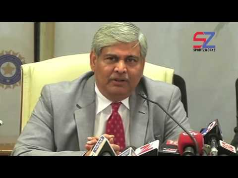 BCCI is Unanimous That it Should be Clean - Shashank Manohar