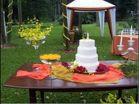 Ornamenta o para casamento ideias simples de decora o - Adsl para casa barato ...