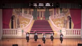 Kannada dance performance - 2016