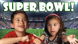 EvanTubeHD REACTS TO SUPER BOWL COMMERCIALS!!!  Throwback Time Warp!