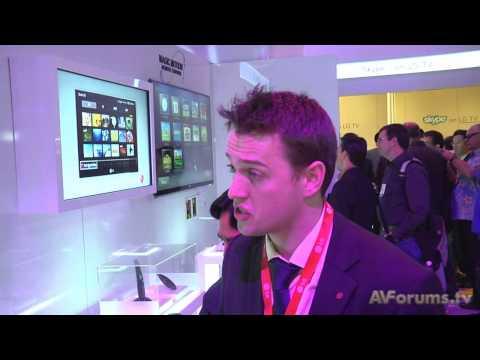 CES 2010 - LG 3D Projectors