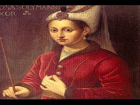 The Life Of Hurrem Sultan - Roxelana - Anastasia