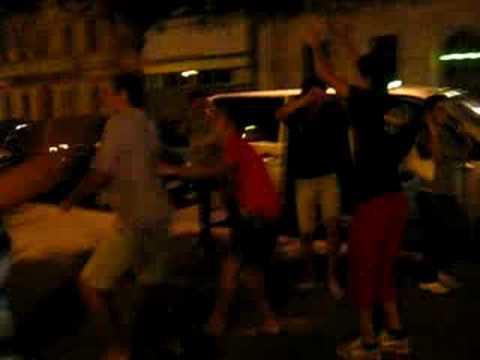 """""""Le-le"""" a Livorno! balletto flah!"""
