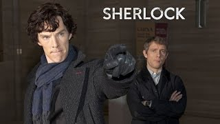 Radioactive - Sherlock Season 1 Fan-Made Trailer (Written\Performed by Imagine Dragons)