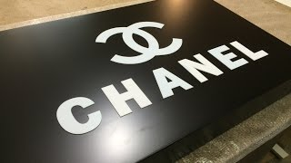 Giant Shoe Box  . Build a giant shoe box . Shoe Storage Box . CHANEL .