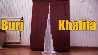 Burj Khalifa =Look What My Friend Did=