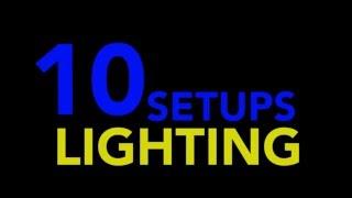 10 Lighting Setups For Film and TV