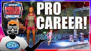Let's Play American Ninja Warrior Challenge |Season 5| - Pro Career!!