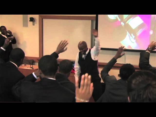 Be an Action Hero Trailer: Leadership Strategies for College Students by Justin Jones-Fosu