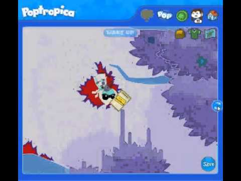 Super Villain Poptropica Bonus Quest Walkthrough