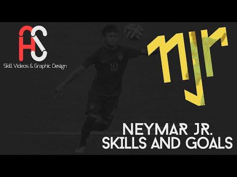 Neymar da Silva Santos Júnior (2014/15) Skills & Goals - HD+