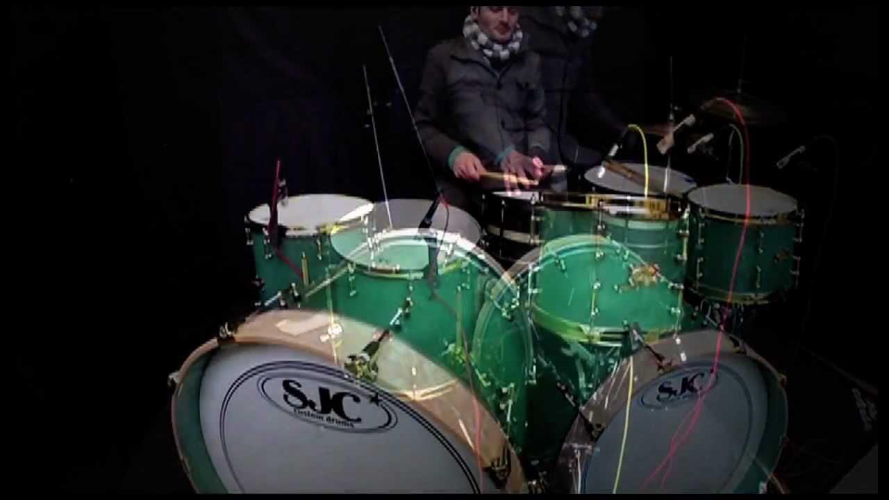 Drum Factory Tour