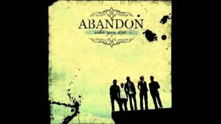 Watch Abandon You And Me video
