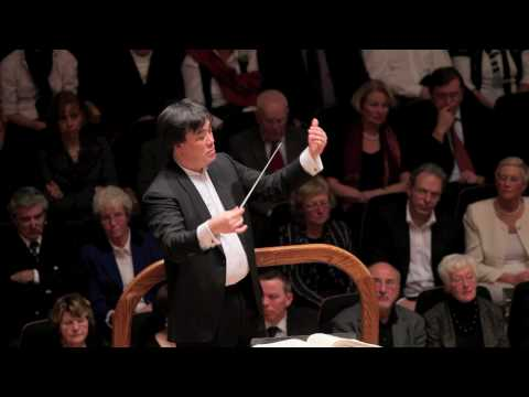 Alan Gilbert Conducts Rachmaninoff in Dortmund, Germany, 01/13/10