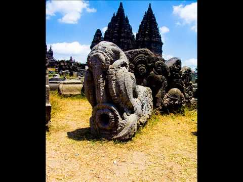 Prambanan Temple Ancient Aliens