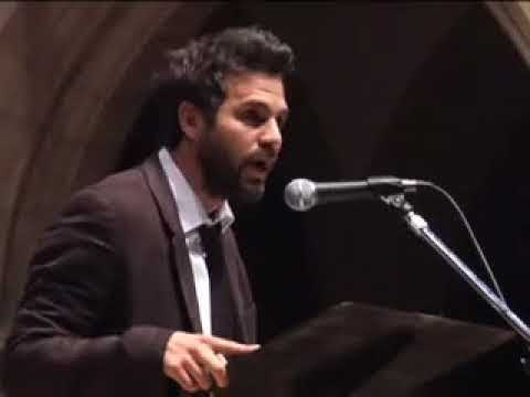 Mark Ruffalo reads Henry David Thoreau