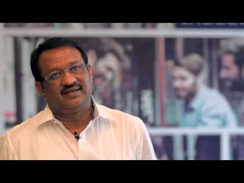Indian Terrain Roadshow 2013 -  Mr Raja Pothys