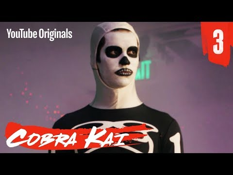 """Cobra Kai Ep 3 - """"Esqueleto"""""""