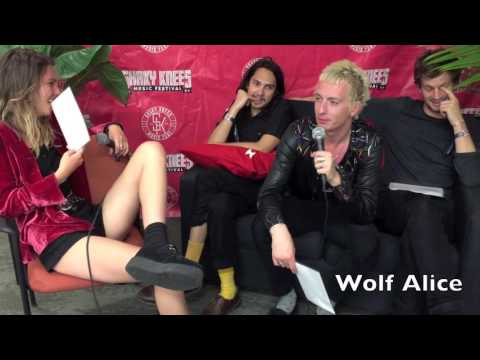 99x at Shaky Knees 2016 with Wolf Alice