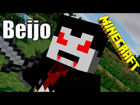 O Beijo do Vampiro - Minecraft