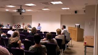 SPA Conference 2013: Meet the Editors and Publisher Panel Session