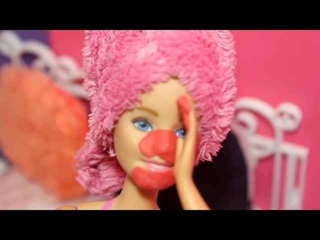 Cюрприз для Барби .  Кошмар Барби .
