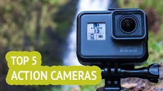 5 Best Action Cameras 2018 Review