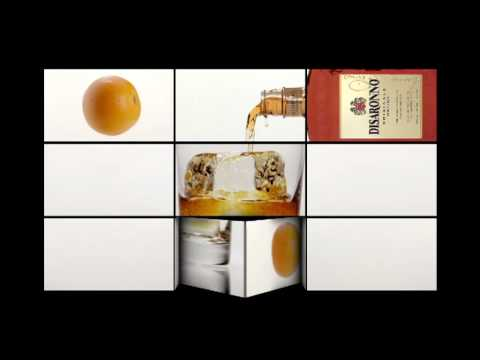 Disaronno Commercial 2012 Orange Juice spot