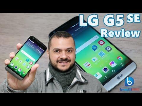 LG G5 SE – Câmera Dupla e Conector Modular! Review (Análise em Português)