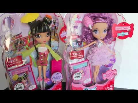 Doll Review : La Dee Da Dolls Plus Darbie Show Beginnings