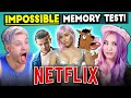 The Impossible Netflix Memory Test   Too Much Information