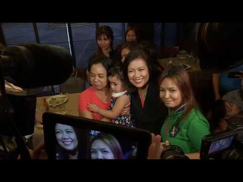 Sereno: 'Every night is a Valentine's night'