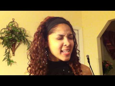 Jekarra singing Keri Hilson Breaking Point