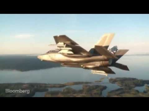 F-35 Fighter Jet Through the Eyes of a Test Pilot