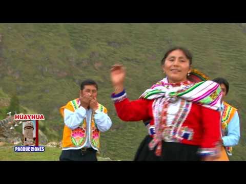 "Yeni Garcia - Tocucha / Video Oficial Full Hd ""huayhua Producciones"""