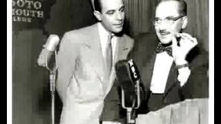 You Bet Your Life radio show 2/22/50