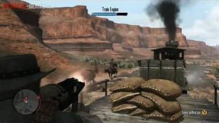 Mexican Caesar (Gold Medal) - Mission #29 - Red Dead Redemption