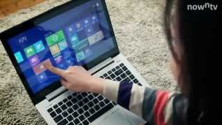 윈도우8 터치 울트라북 ASUS Vivobook S400 04:48