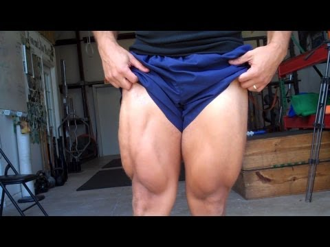 How To Build Big Thigh Muscles At Home