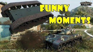 World of Tanks - Funny Moments | Week 1 June 2017