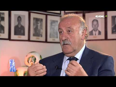 Entrevista en exclusiva a Vicente del Bosque